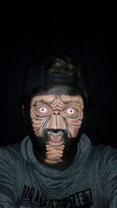Face paint-a020