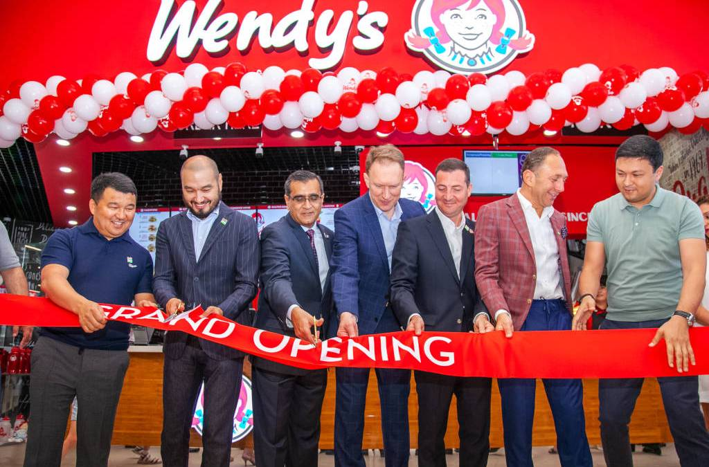 Kusto brings Wendy's to Central Asia