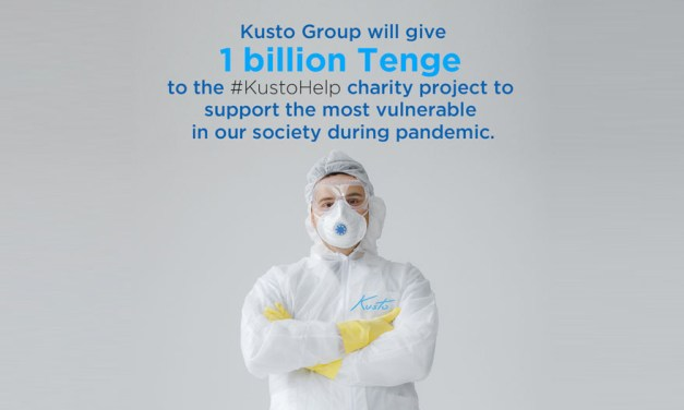 Statement by Yerkin Tatishev, founder of Kusto Group