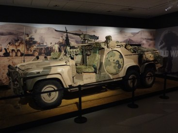 Australian SAS vehicle