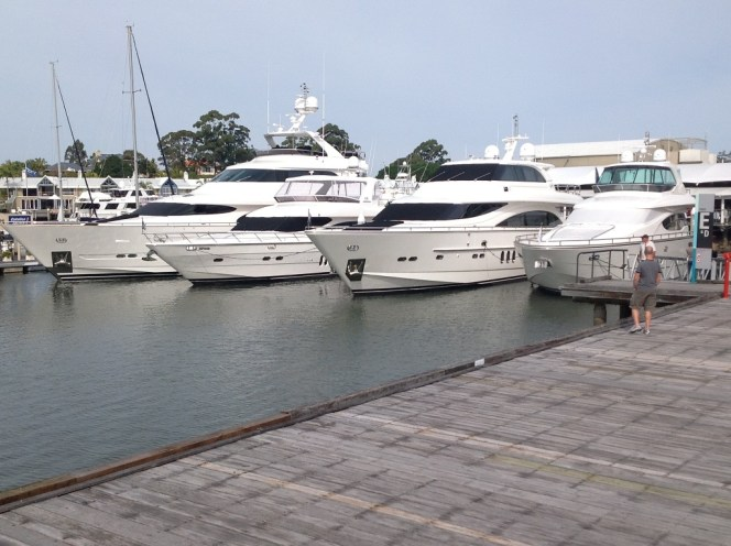 Boats for sale at Sauctary Cove