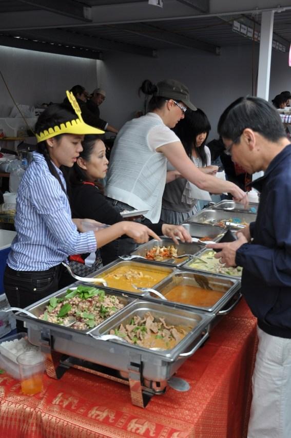 Food outlet serving up some fantastic food.