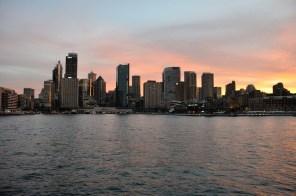 Sydney North Shore CBD