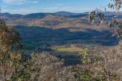 Tharwa down in the valley