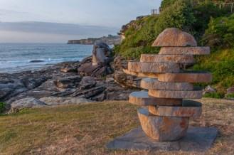 The Figure in the Landscape by John Petrie, NSW