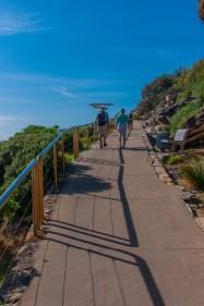 Coastal walk!