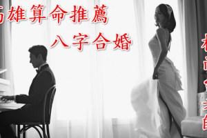 【案例】萬事可問 林尚台老師_八字合婚