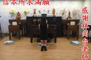 【案例】高雄算命推薦 萬事可問 林尚台老師_空姐的感情挽回和合