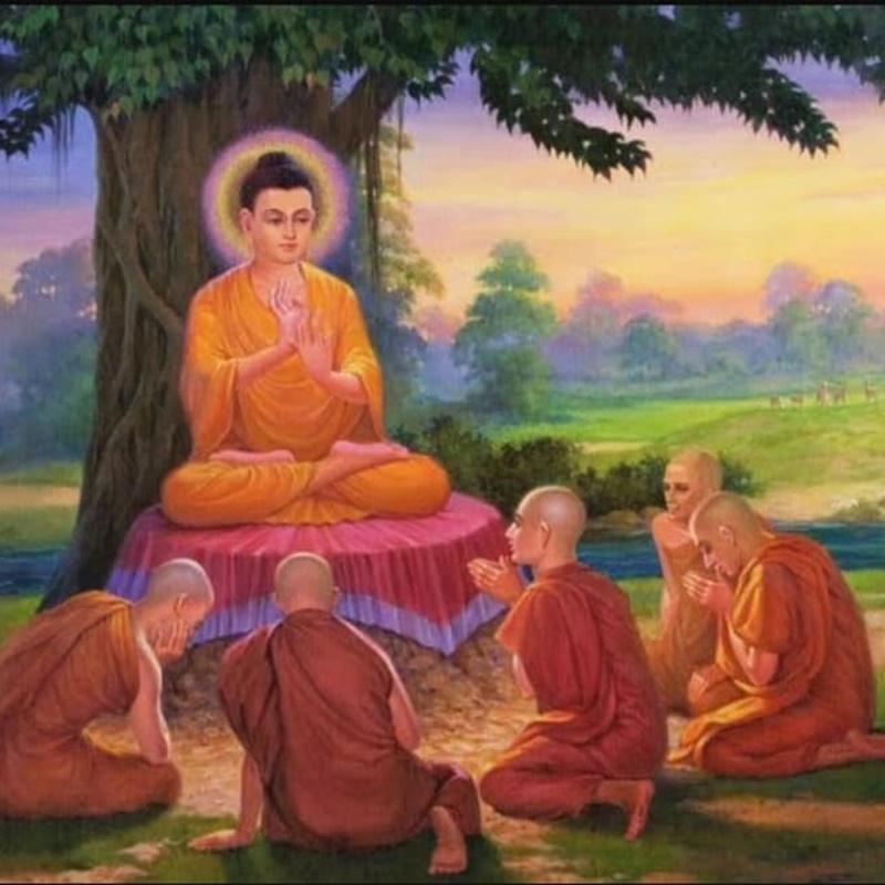 佛陀初轉法輪日
