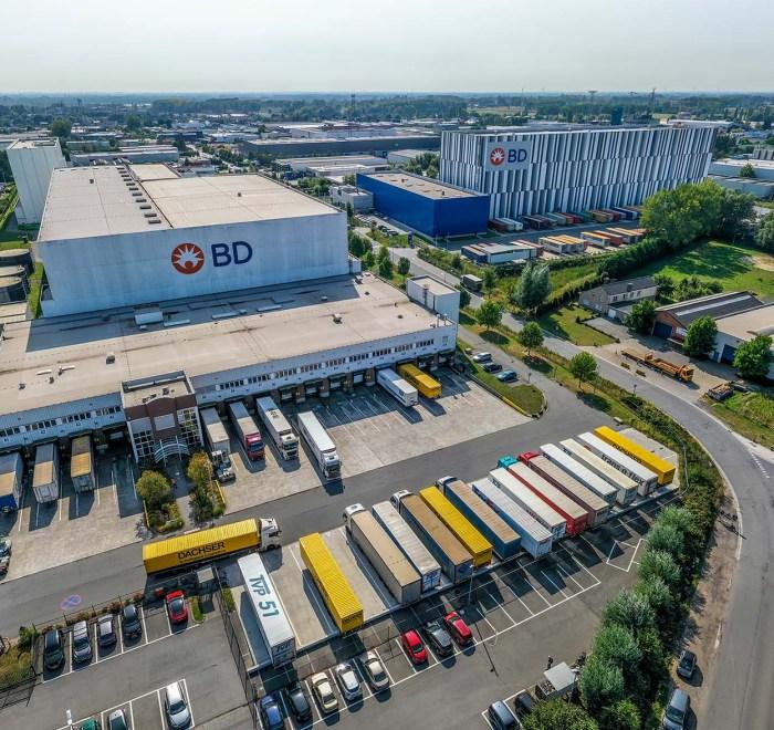 BD distribution center