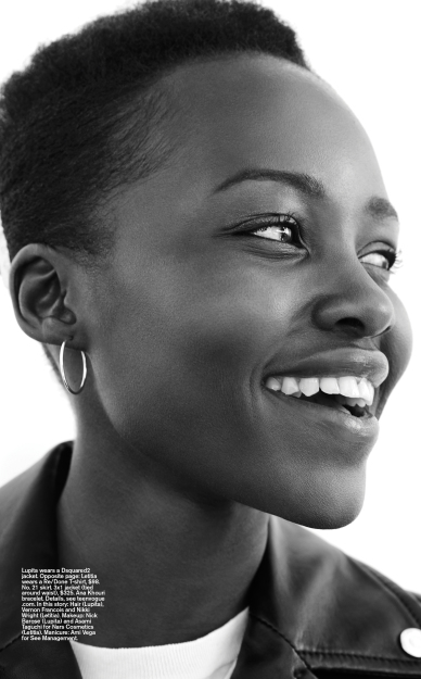 MAP News Amy Troost Photographs Lupita Nyongo And