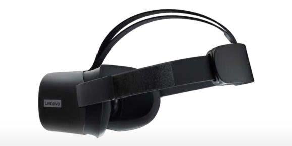 Mirage VR S3