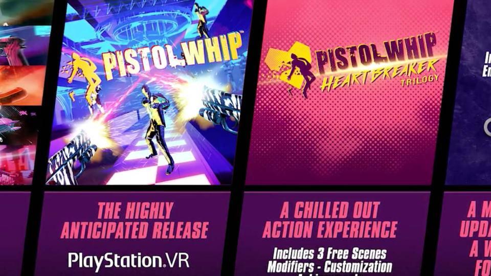 pistol whip roadmap