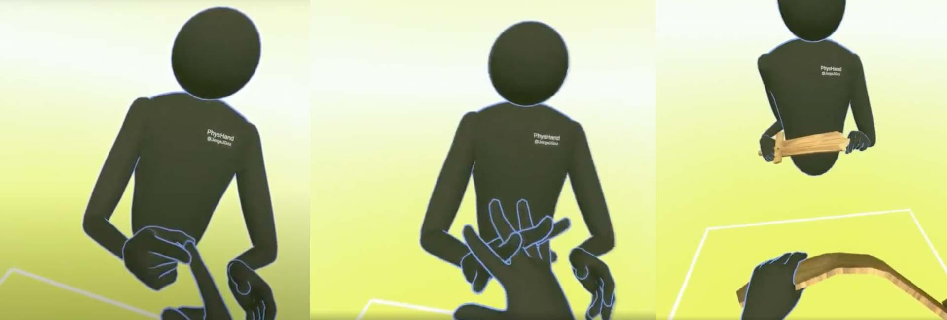 quest handtracking demo