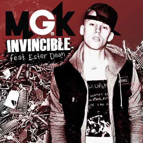 Machine Gun Kelly Ft. Ester Dean - Invincible BeatsandCulture