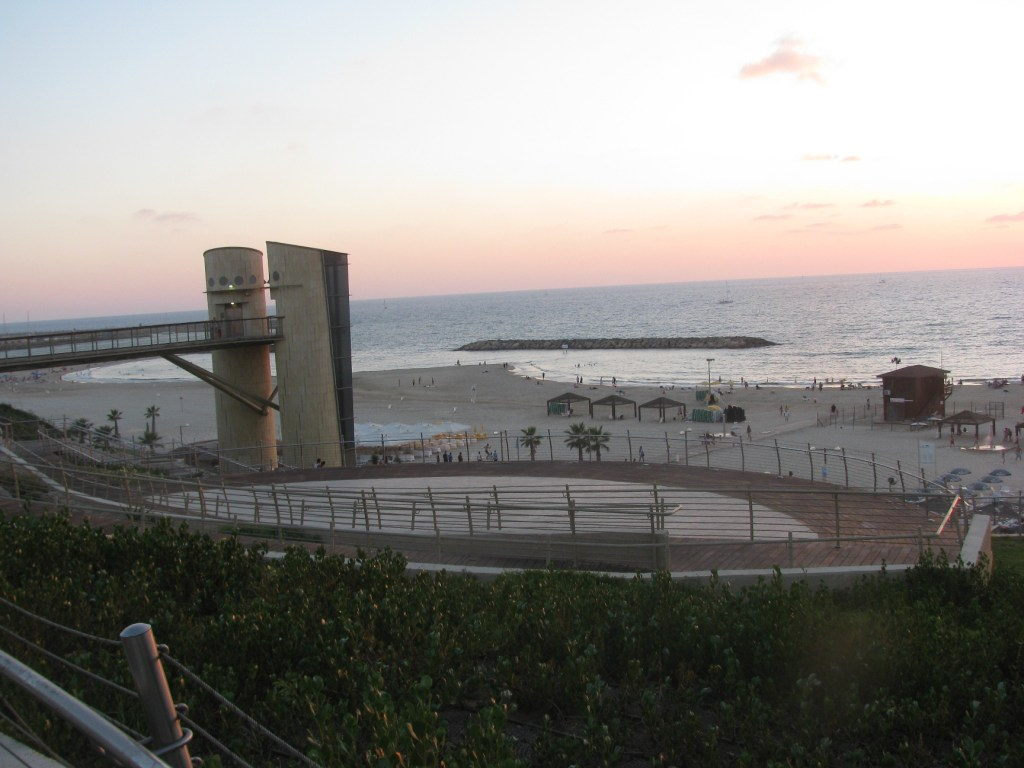 beaches in Israel 4