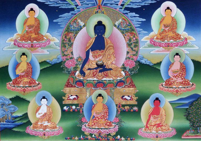 Medicine Buddha Puja/Praises to 21 Taras