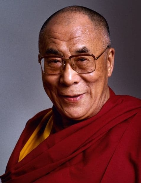 His Holiness the Dalai Lama, inspiration and guide of the FPMT