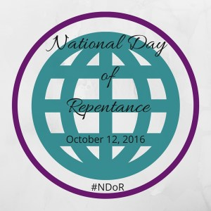 National Day of Repentance Hashtagged