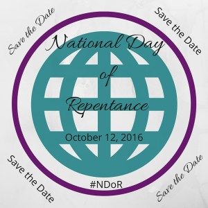 National Day of Repentance Save the Date