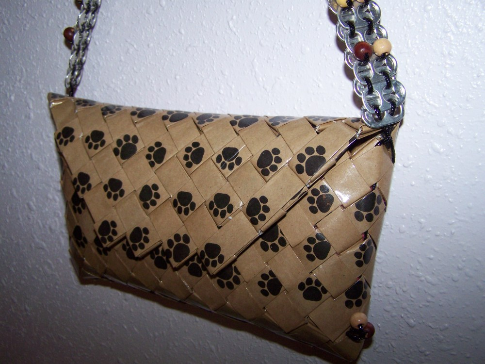 Candy Wrapper Purses (1/3)