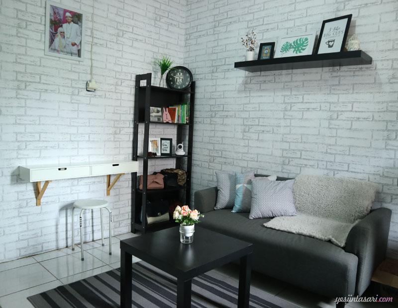 Mendekorasi Ruang Tamu Minimalis Dengan Budget Hemat Home