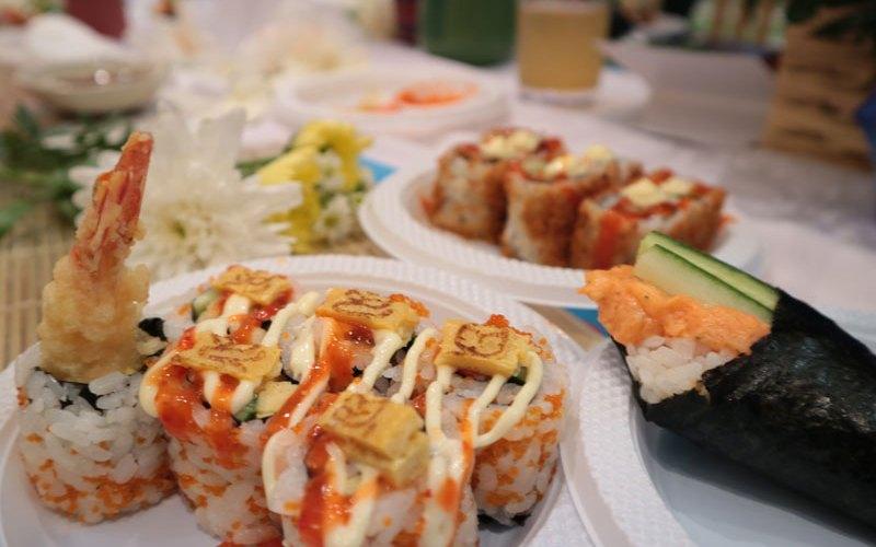 menu sushi tei
