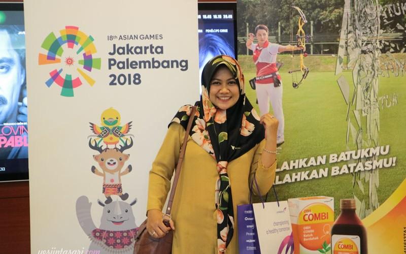 Dukung Asian Games 2018