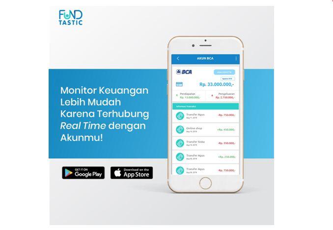 cara mengatur keuangan lewat smartphone