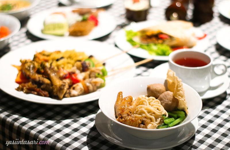 ramadhan buffet atria hotel & residences