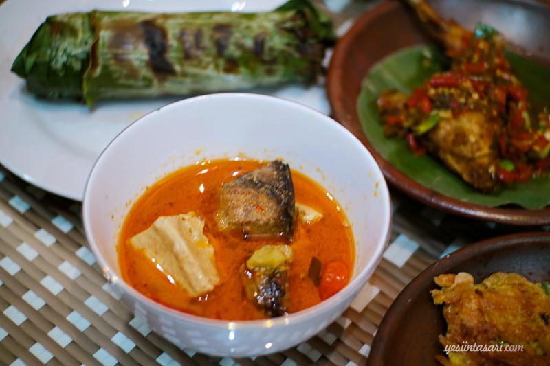 menu baru di bakoel ussy