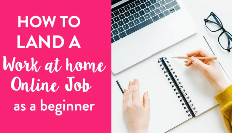Types of Work From Home Jobs
