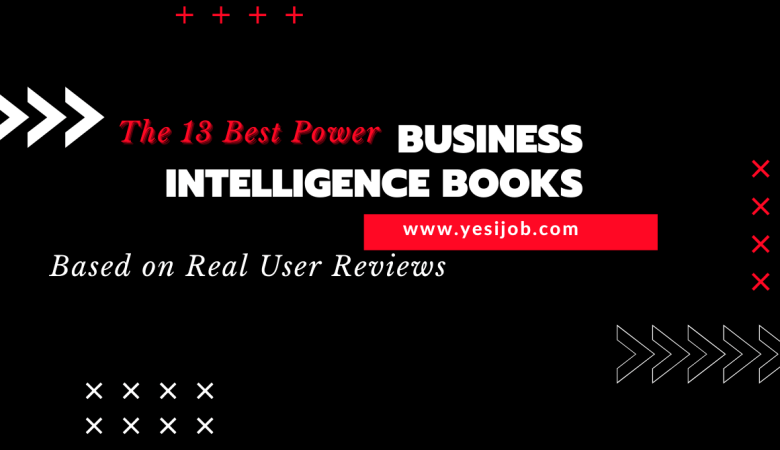 The 13 Best Power BI Books