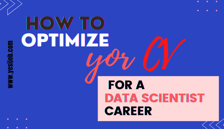 How to Optimize Your CV