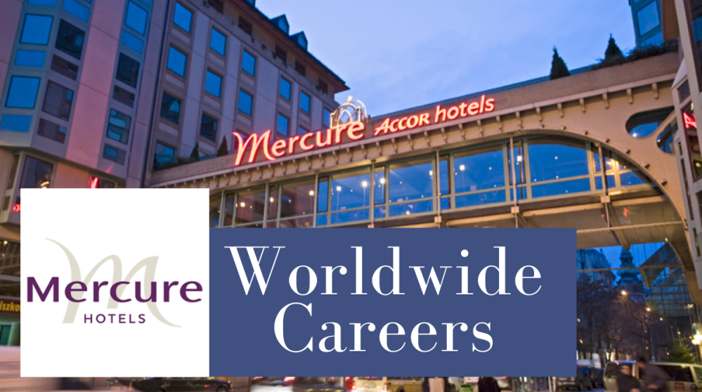 Mercure Hotel Job Vacancies