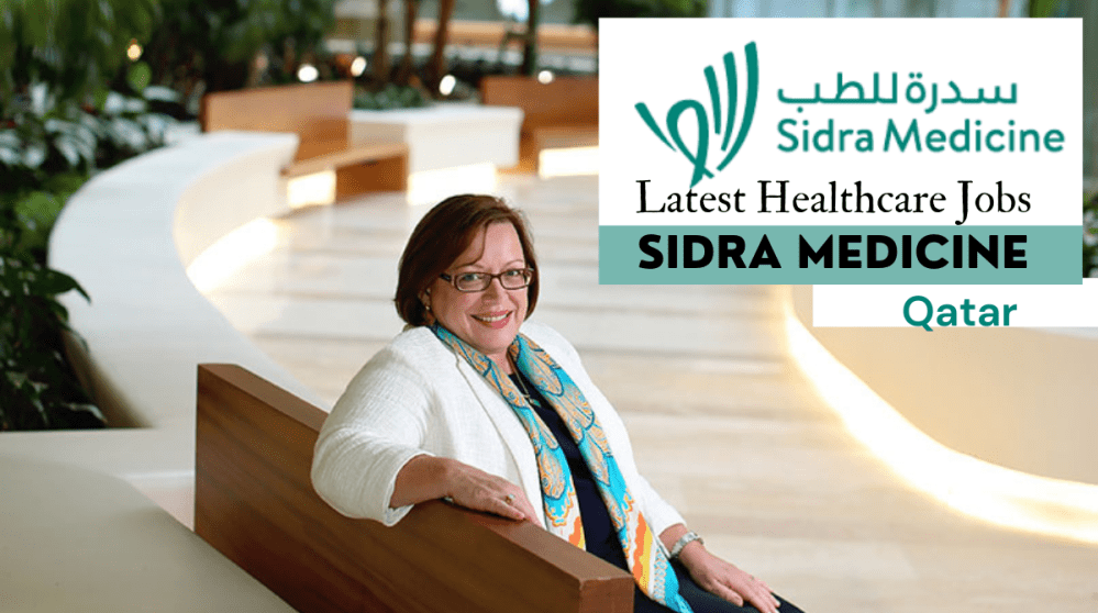Jobs at Sidra Medicine