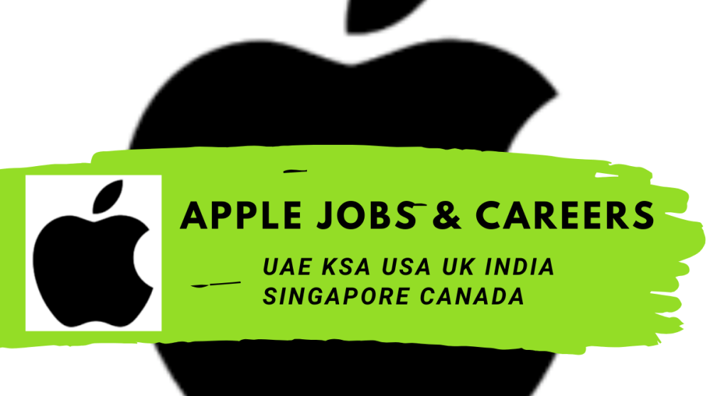 Apple Job Vacanceis