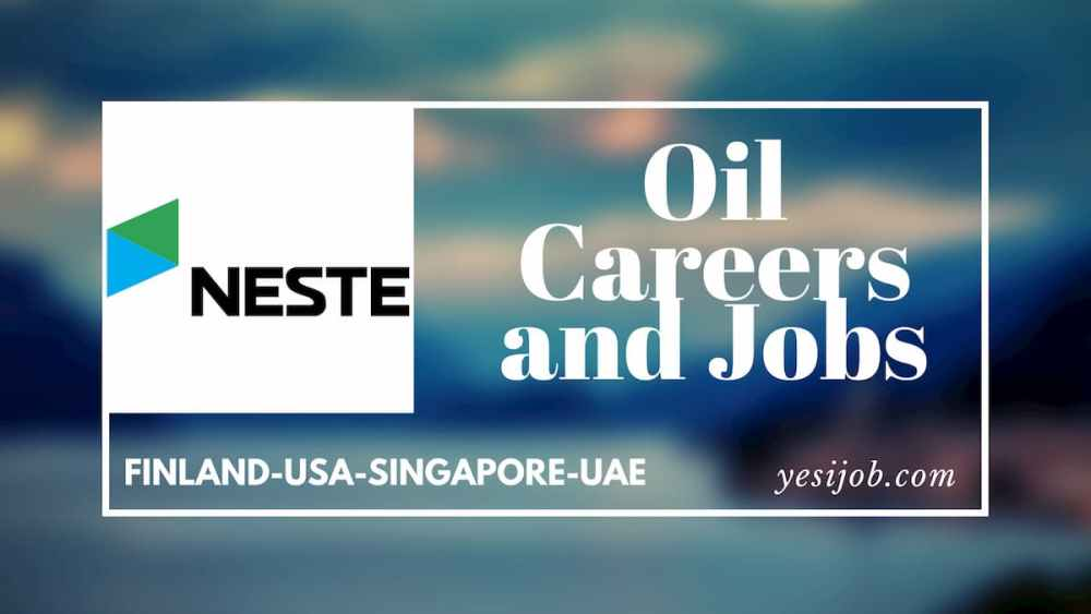 Neste Oil Careers and Jobs