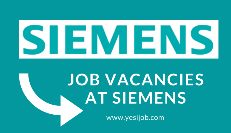 Job Vacancies at Siemens