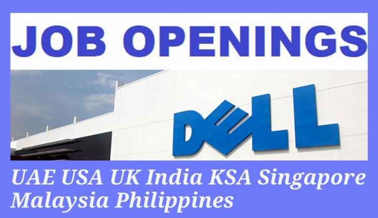Dell Jobs & Recruitment