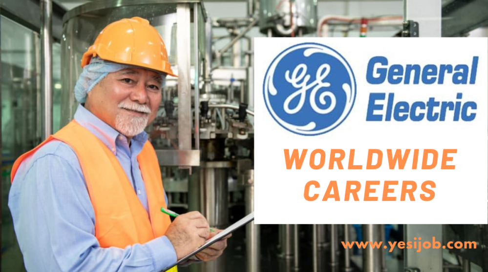 General Electric Jobs