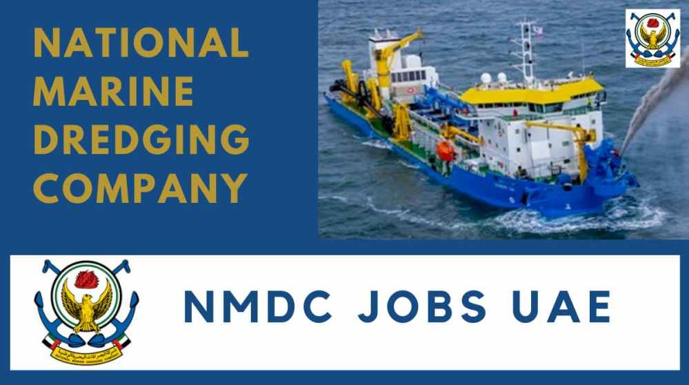 Jobs at National Marine Dredging Company
