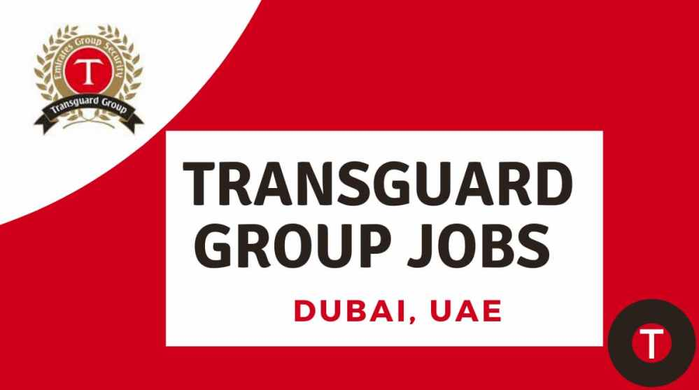 Job Openings at Transguard Group