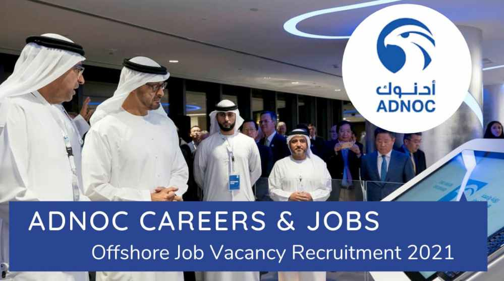 ADNOC Careers and Jobs