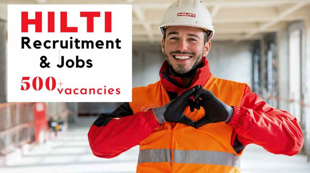 HILTI Recruitment