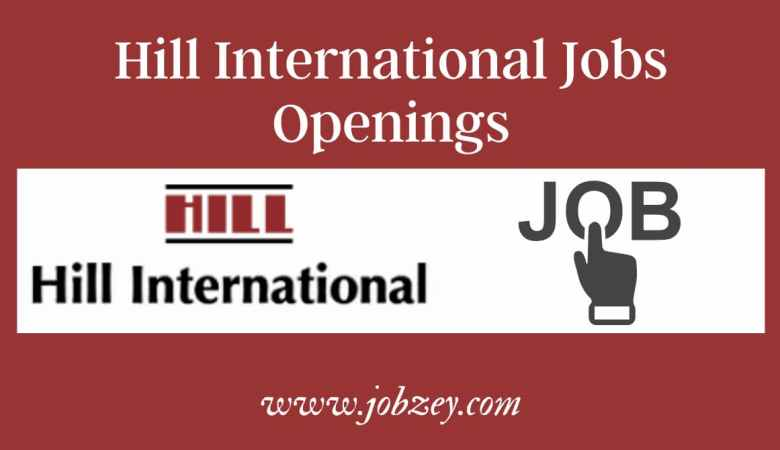 Hill International Jobs and Careers