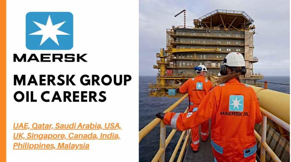 Maersk Oil Jobs