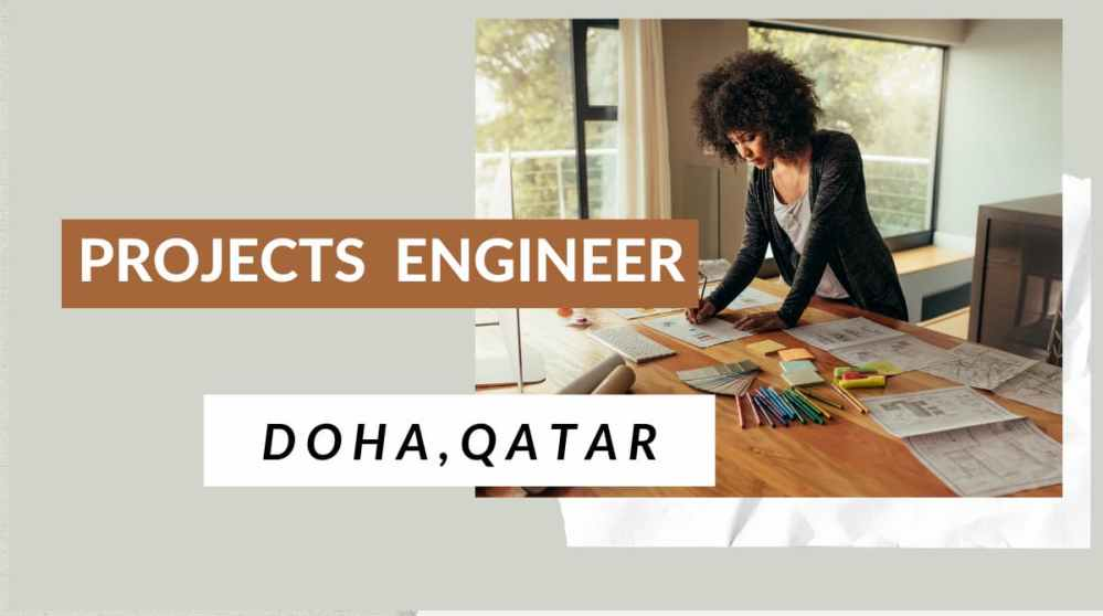 Projects Engineer
