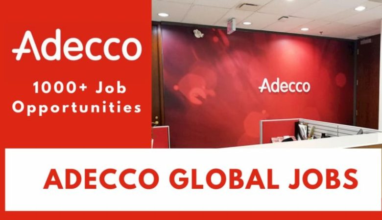 Adecco Global Jobs