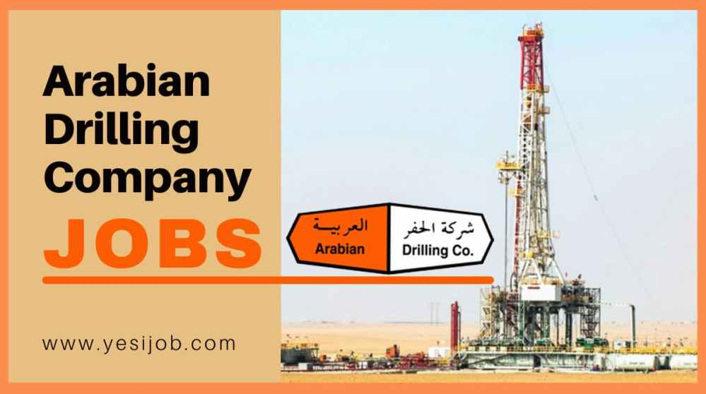 Job Vacancies at Arabian Drilling Company